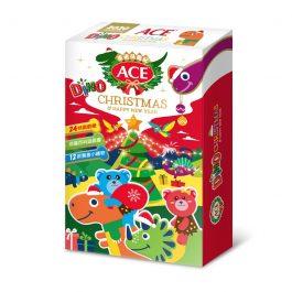 """格格驚喜迎聖誕""""ACE 2020聖誕巡禮月曆禮盒-侏儸紀聖誕"""