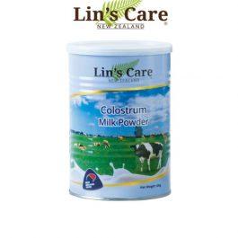 """全脂奶+鋅""""Lin's Care 紐西蘭高優質""""初乳""""奶粉 450g~48hr黃金乳汁 香醇濃郁全脂奶 售完為止"""