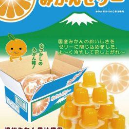 AS日本國產 100%天然果汁寶石果凍 蜜柑口味 575g/盒(約23粒)